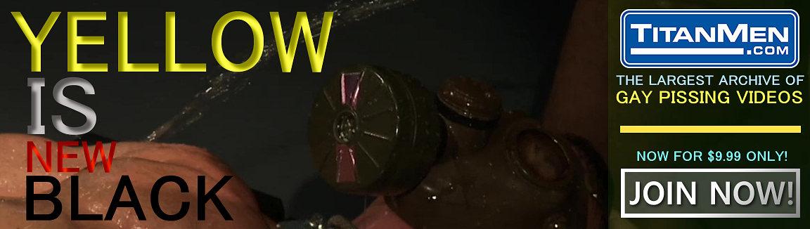Yellow is new black - Titan Men
